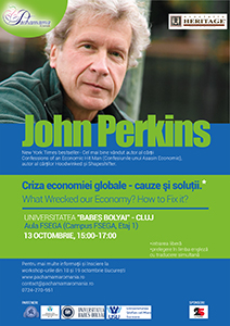 John-Perkins_universitati_cluj