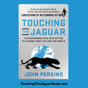 Touching The Jaguar Book Cover